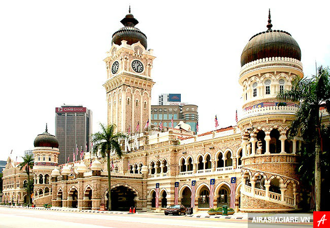 ve may bay gia re di malaysia