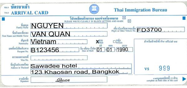 to-khai-nhap-canh-thailan