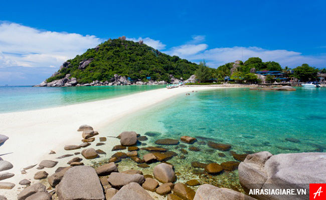 ve may bay di surat thani gia re
