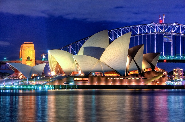 ve may bay di sydney gia re