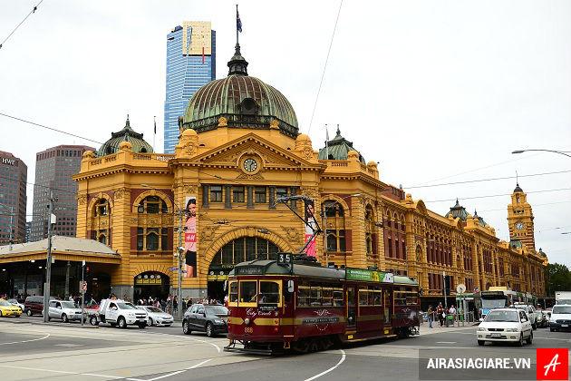 Cung Air Asia trai nghiem 6 diem thu vi o Melbourne