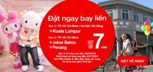 Đặt ngay vé rẻ đến nơi bạn muốn cùng AirAsia!
