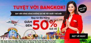 Giảm 50% giá vé khi bay cùng AirAsia
