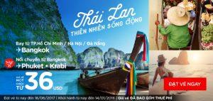 AirAsia khuyến mãi hấp dẫn giữa năm, vé chỉ 36 USD