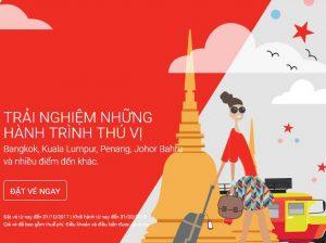 Cùng vé rẻ AirAsia bay khắp Á Úc