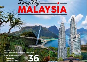 Rộn ràng vé rẻ cùng AirAsia bay khắp Đông Nam á