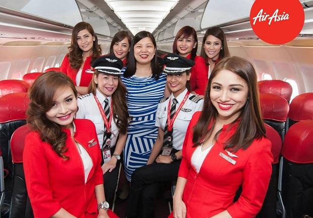 mua vé máy bay Air Asia khuyến mãi