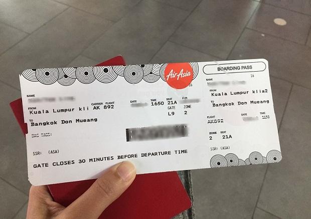 săn vé máy bay giá rẻ Air Asia