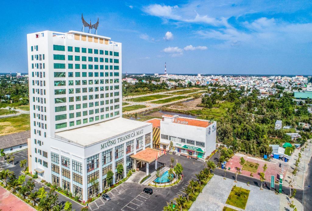 Trải nghiệm khách sạn Mường Thanh Cà Mau