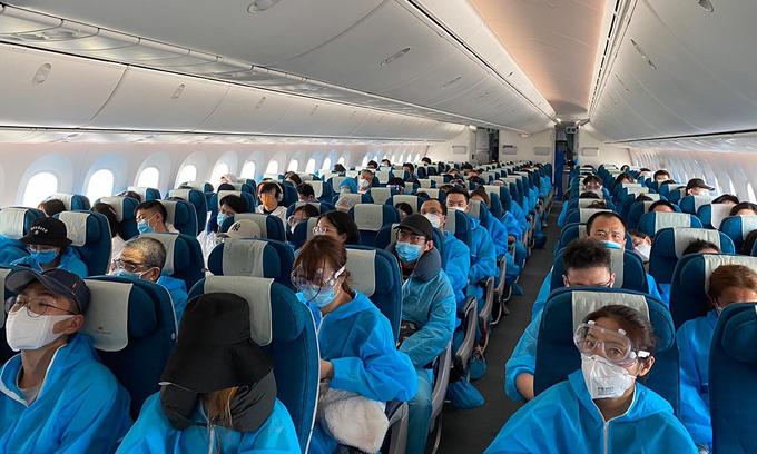 Vé máy bay từ Angola về Việt Nam – Thông tin chuyến bay mới