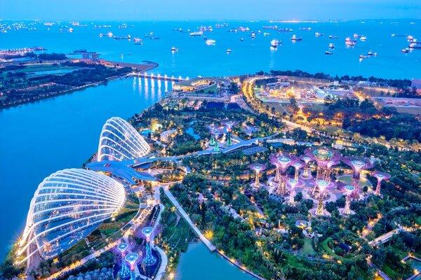 vé máy bay từ việt nam đi singapore giá rẻ