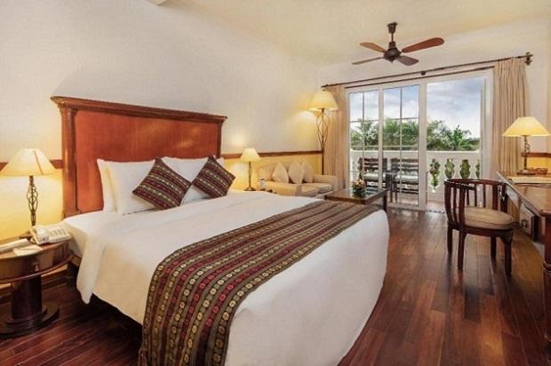 Phòng ngủ khách sạn cách ly tại Cần Thơ tiêu chuẩn 3 - 5 sao