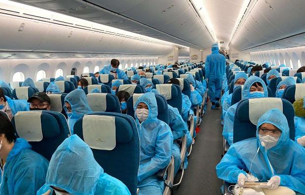 Vé máy bay quốc tế về Việt Nam – Cập nhật lịch bay hàng tháng