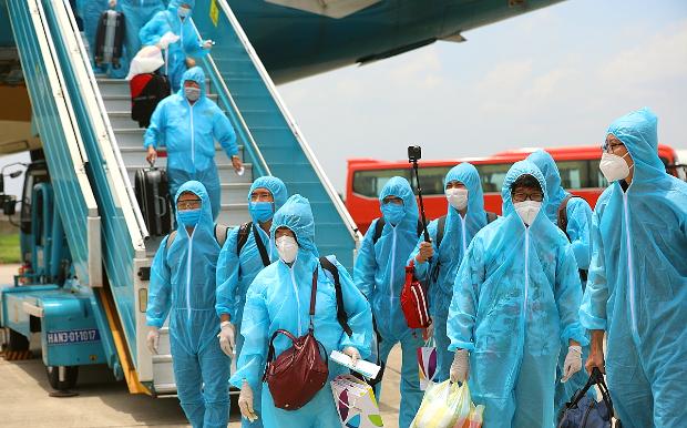 Vé máy bay từ Bỉ về Việt Nam – Đã có lịch bay tháng 8